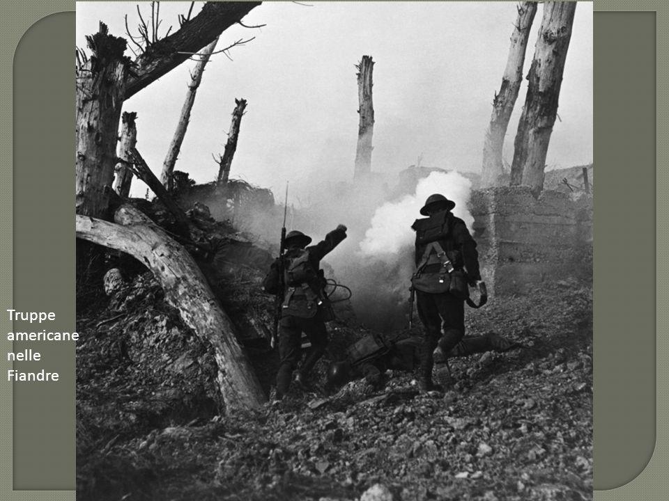 Sui campi di battaglia delle Fiandre