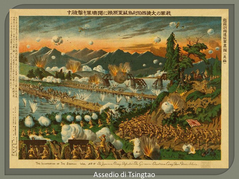 Assedio di Tsingtao
