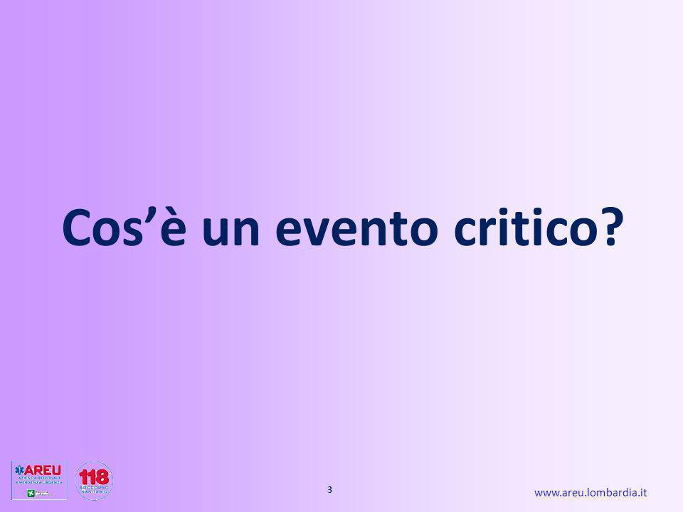 www.areu.lombardia.it Le reti di supporto www.areu.lombardia.it
