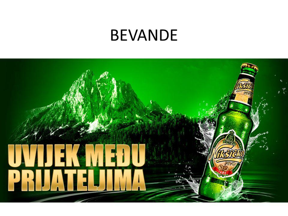 BEVANDE