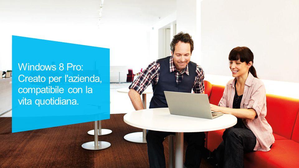 La tua azienda merita di più Il supporto di Windows XP termina l 8 aprile 2014 Tecnologia vecchia di tre generazioni Costi di assistenza e supporto più elevati Maggiori rischi di sicurezza