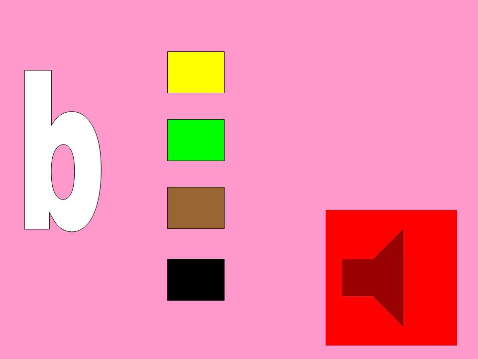 È una breve presentazione basata sull'associazione colore /lettera allo scopo di favorire la corretta decodifica di alcuni grafemi in stampato minuscolo.