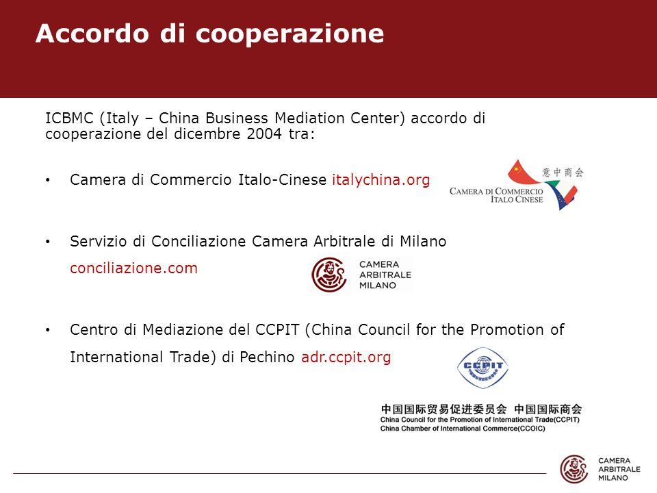 ICBMC mette a frutto le esperienze ventennali di due centri di mediazione allo scopo di aiutare imprese italiane e cinesi a trovare un accordo soddisfacente per entrambe e ove possibile/opportuno preservare le relazioni commerciali