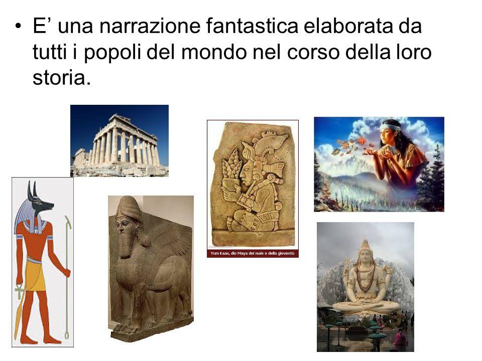 Ci sono miti simili prodotti da civiltà diverse.