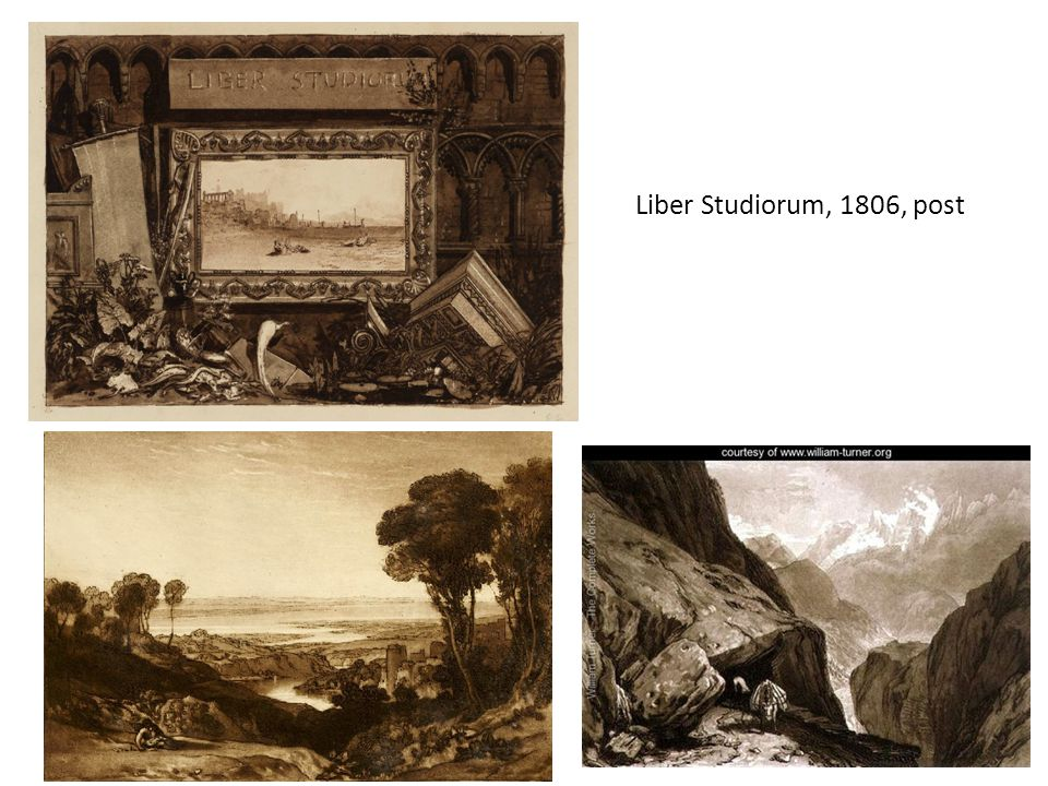 Liber Studiorum, 1806, post