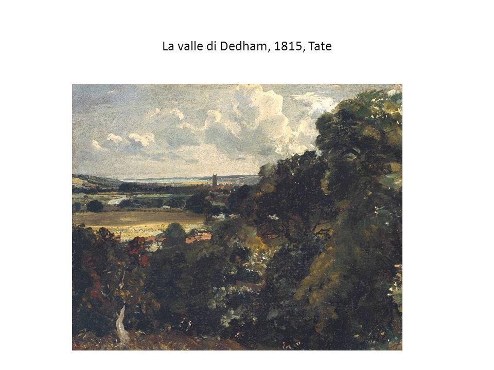 La valle di Dedham, 1815, Tate