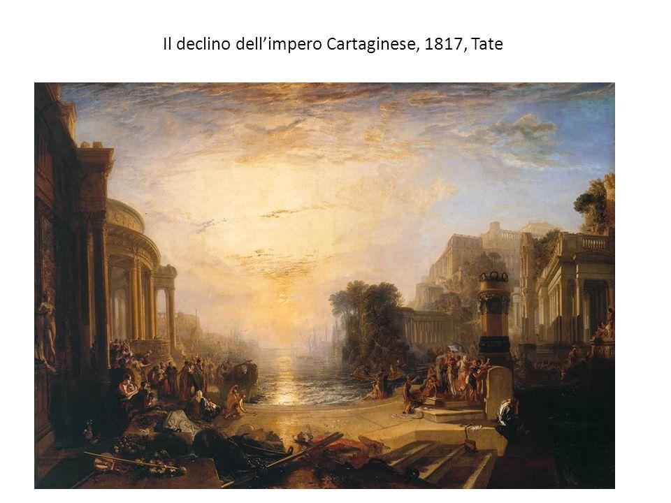 Il declino dell'impero Cartaginese, 1817, Tate