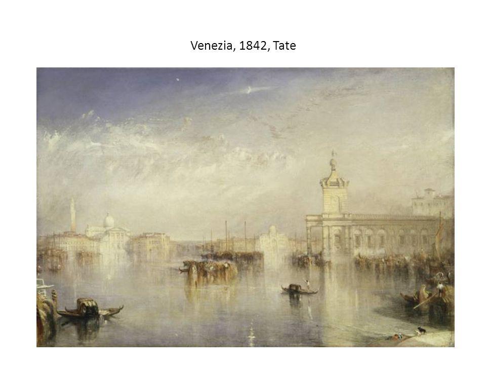 Venezia, 1842, Tate