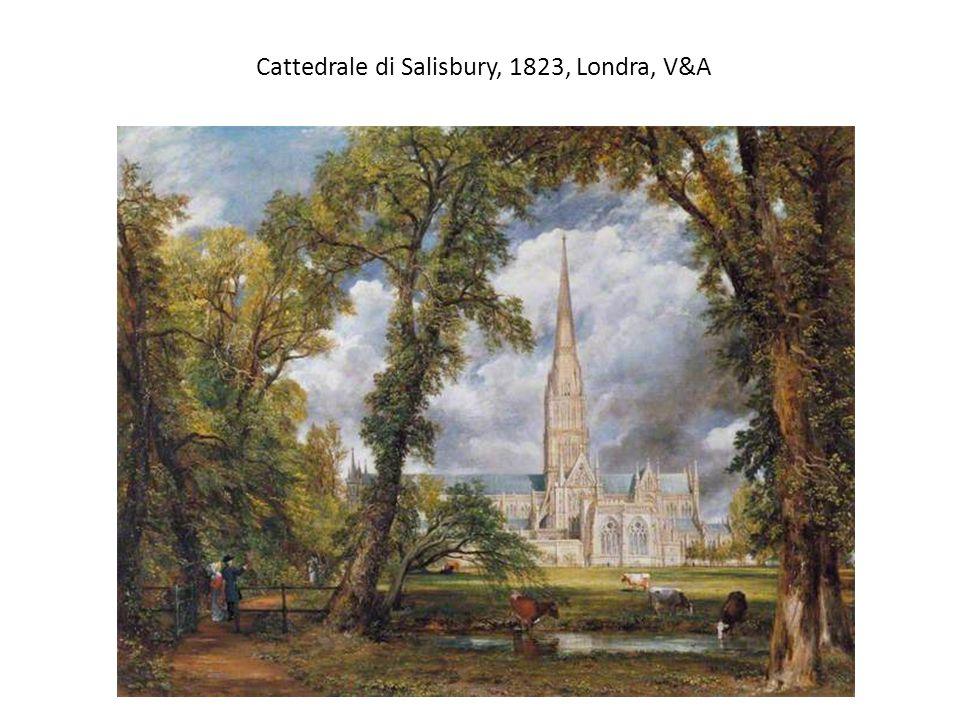 Cattedrale di Salisbury, 1823, Londra, V&A