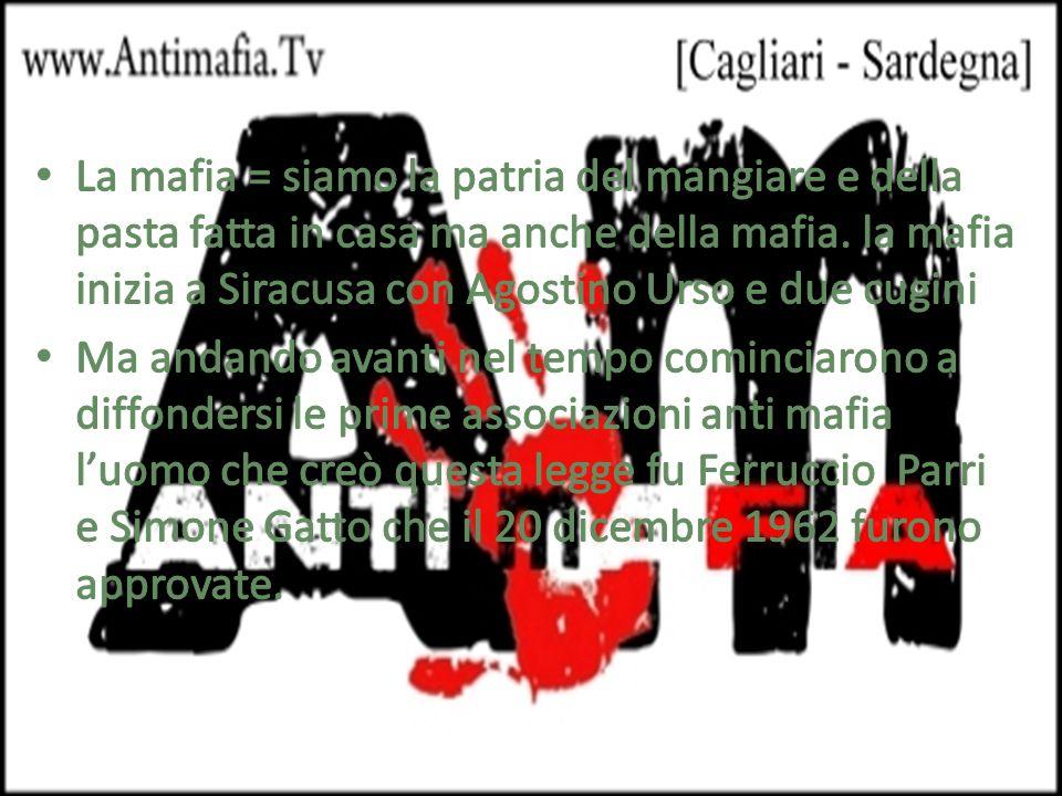 I meridionali e la storia della mafia del sud Italia