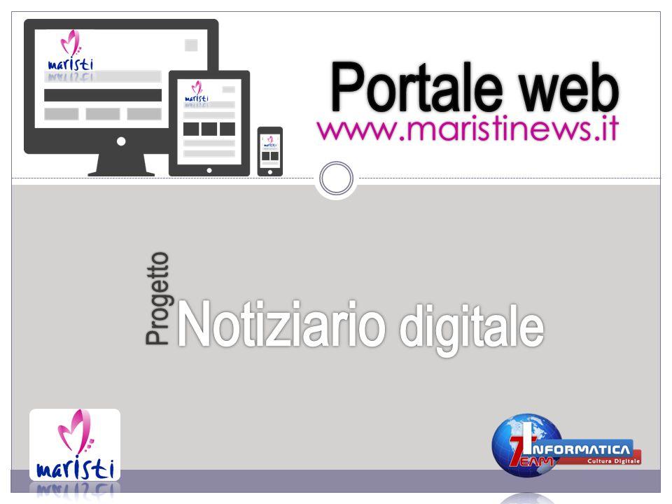 Progetto www.maristinews.it