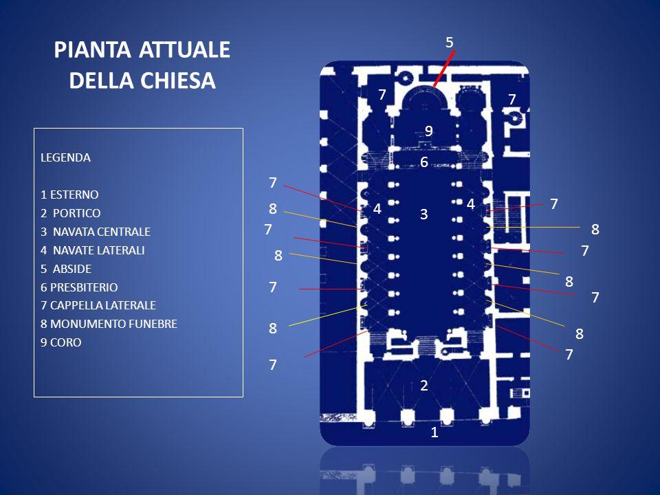 CENNI STORICI 1  LA BASILICA VENNE COSTRUITA SOPRA PRECEDENTI RESTI DI EDIFICI ROMANI  FU VOLUTA DA PAPA MARCO NEL 336.