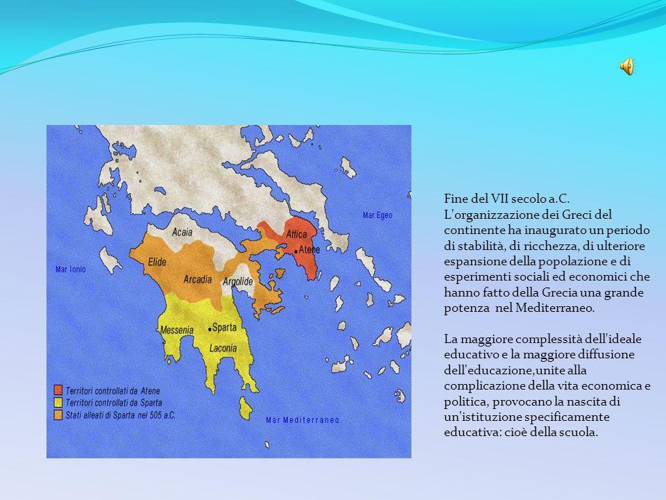 L'educazione a Sparta e ad Atene. di Davide Russo