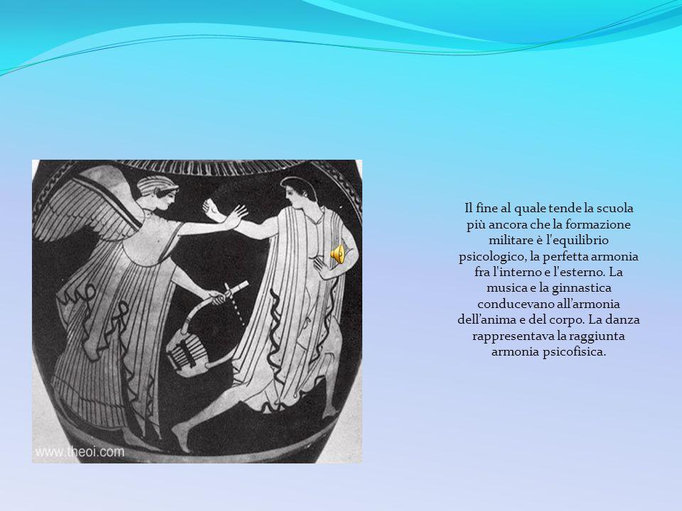 Le bambine ateniesi invece, imparavano dalla madre a occuparsi della casa, a filare e a tessere la lana; quelle di famiglia ricca ricevevano un'istruz