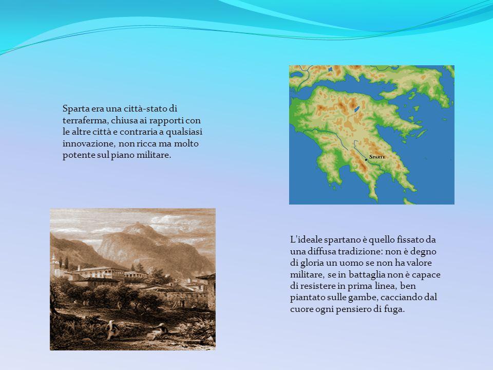 Sparta Citta di guerrieri