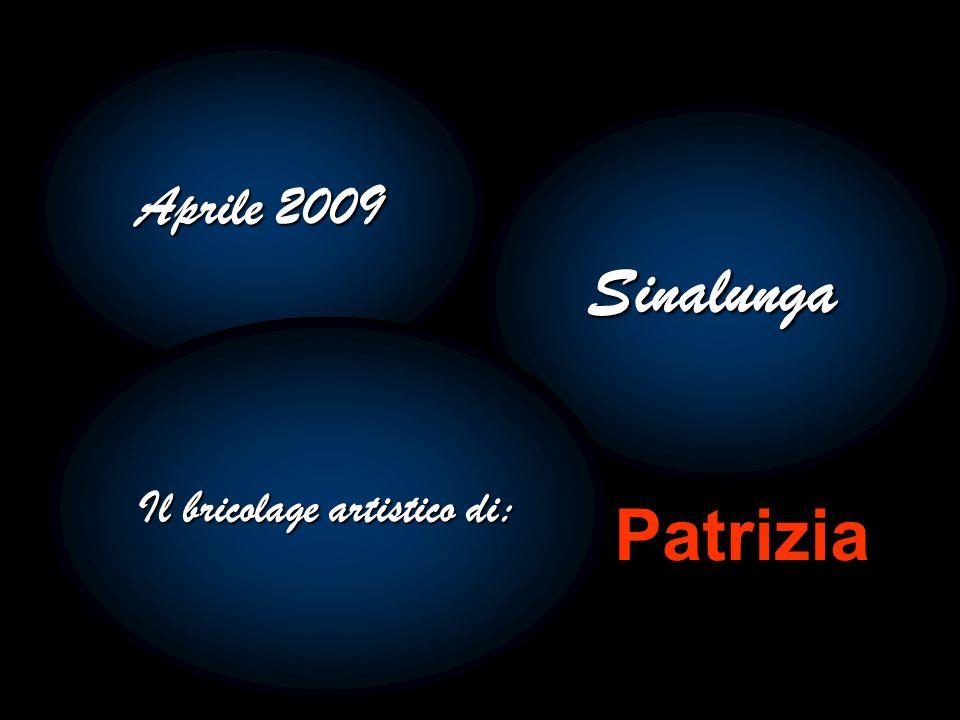 Aprile 2009 Sinalunga Il bricolage artistico di: Patrizia