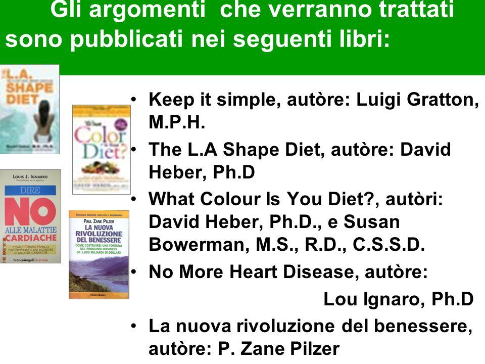 Keep it simple, autòre: Luigi Gratton, M.P.H.