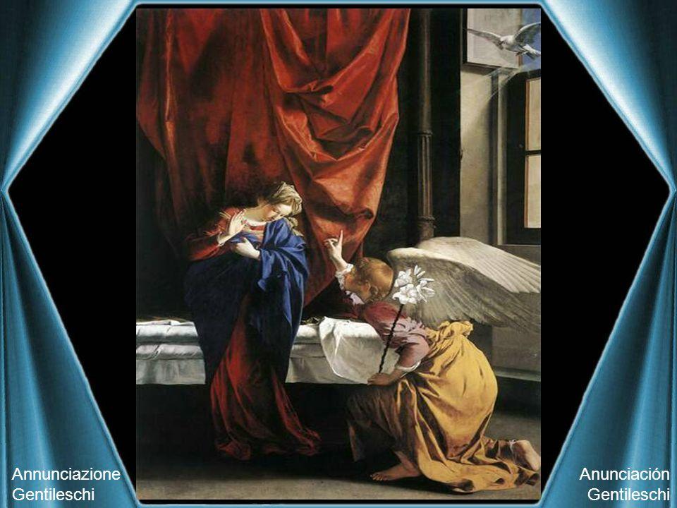 Annunciazione Garofalo Anunciación Garofalo