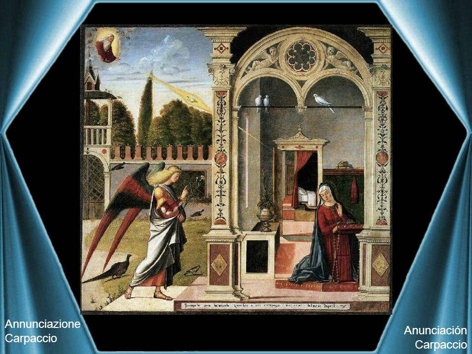 Annunciazione Veronese Anunciación Veronese