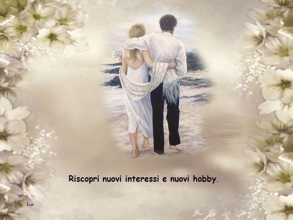 E arriva l'autunno della vita, i figli seguiti con tanto amore sono diventati grandi, e arriva anche l'età della pensione.