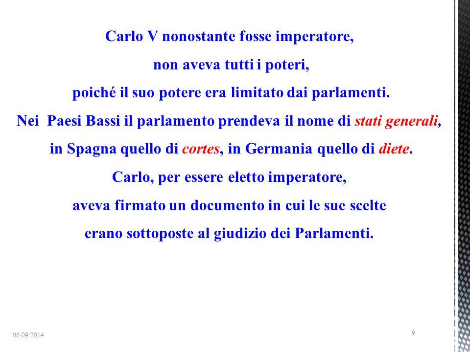 Erasmo da Rotterdam subito dopo le sue elezioni scrive Le istruzioni del principe cristiano in cui chiede a Carlo V di portare la pace in Europa e di