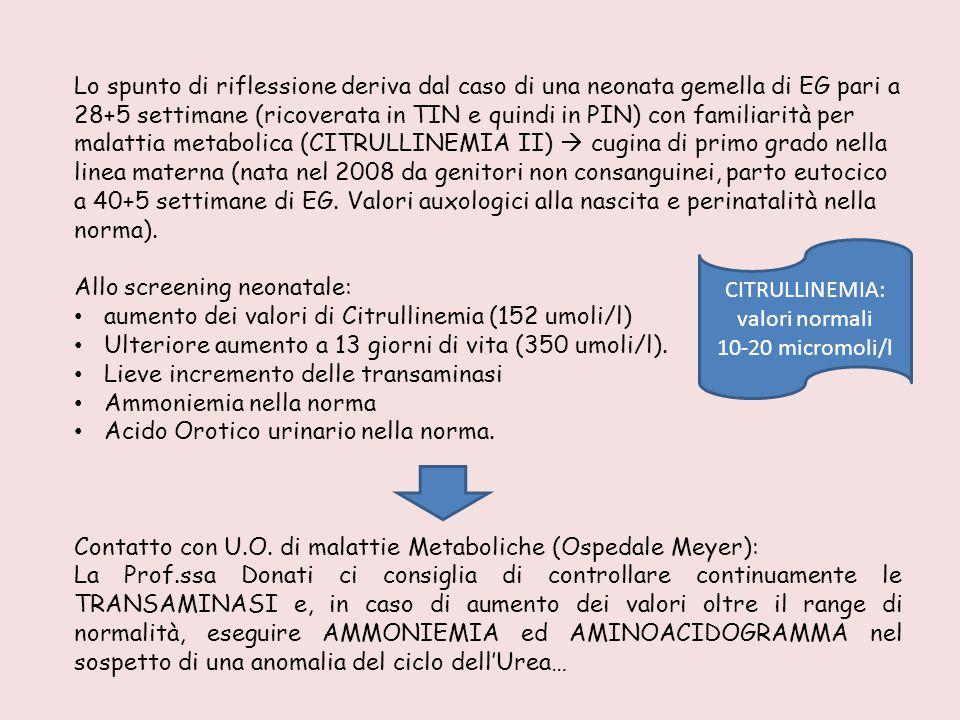 Catabolismo degli aminoacidi Formazione di Ammonio libero (altamente tossico per il SNC!) Detossificazione epatica ad urea, espulsa con le urine (TRAMITE IL CICLO DELL'UREA o dell'Ornitina)