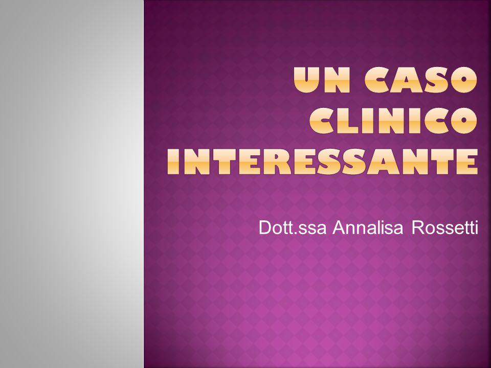 Dott.ssa Annalisa Rossetti