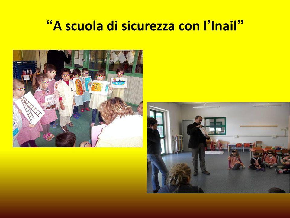 A scuola di sicurezza con l'Inail