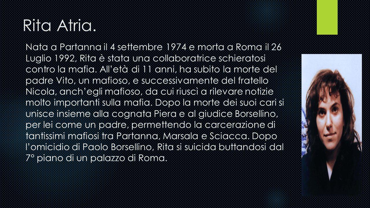 Il ruolo delle donne nella Mafia.