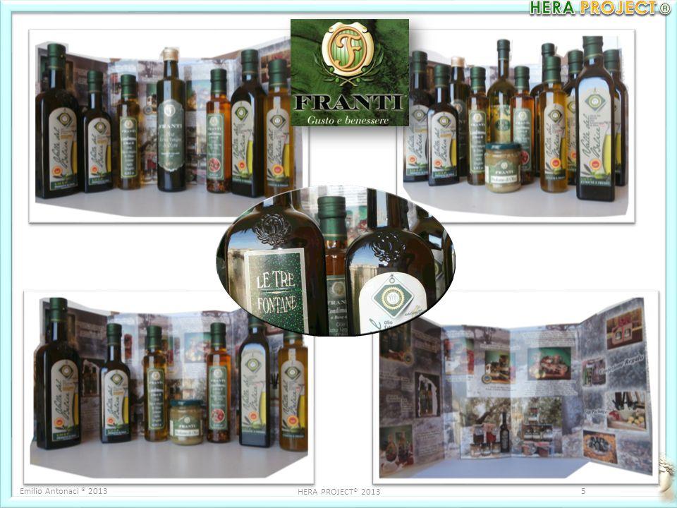 Emilio Antonaci ® 20135 HERA PROJECT® 2013