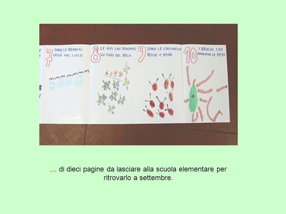 Anche i nostri amici della prima elementare hanno fatto un libro per regalarcelo.
