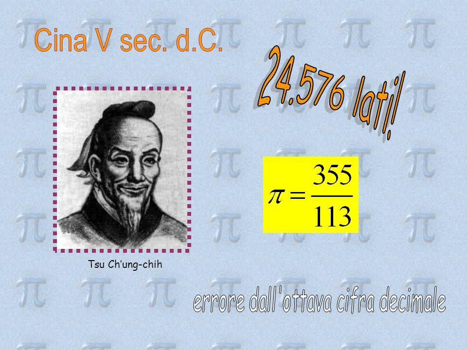Tsu Ch'ung-chih