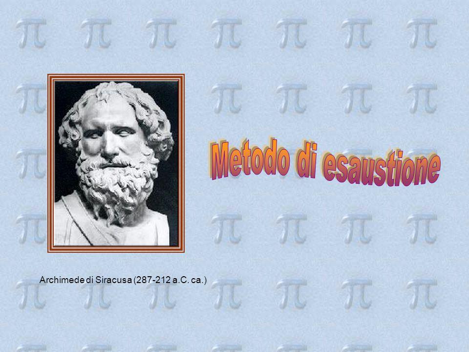 Archimede di Siracusa (287-212 a.C. ca.)