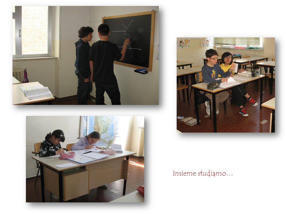 Insieme studiamo…