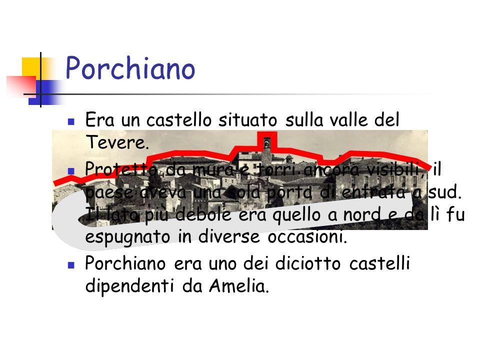 Macchie Anticamente conosciuto come Castrum Macchiae il suo nome deriva dai lussureggianti boschi che lo circondano.
