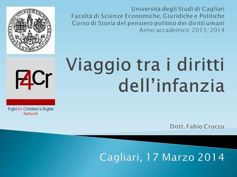 Dati: 10 MILIONI di minori (+ stranieri) Anche in Italia i diritti sono violati: istruzione e abusi, anche sessuali Costituzione Italiana: Art.