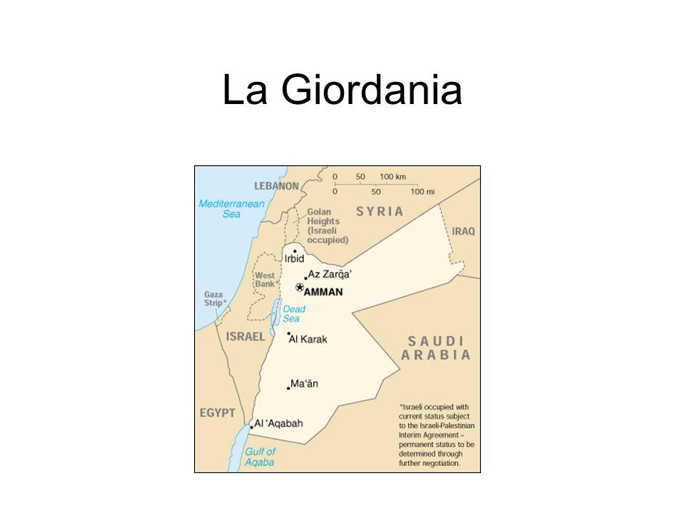 La Giordania