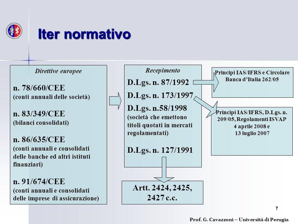 38 Il risultato netto della gestione caratteristica prende il nome di REDDITO OPERATIVO Il risultato netto della gestione caratteristica prende il nome di REDDITO OPERATIVO L'importanza della ripartizione dipende dal diverso peso che ciascuna area ha per la valutazione dello stato di salute dell'impresa: a) RO > 0 e RN > 0, con RO vicino a RN  buona b) RO < 0 e RN < 0  grave difficoltà c) RO 0  non si ha solidità economica d) RO > 0 e RN 0 e RN < 0  può non essere grave se ciò dipende da eventi straordinari, ma se dipende da oneri finanziari va compiuto un risanamento Riclassificazione del CE Prof.