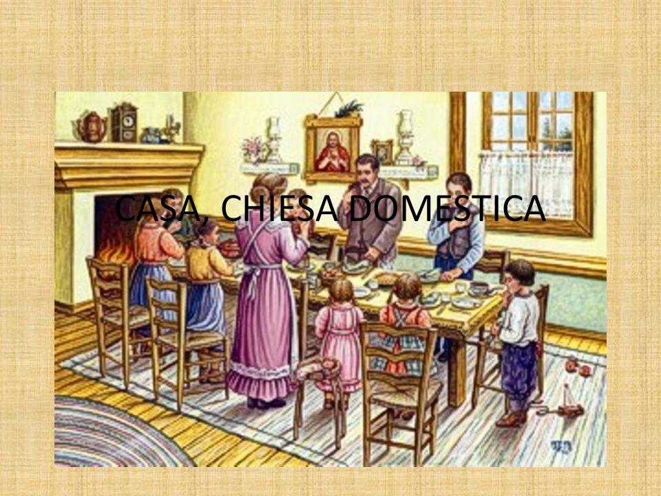 Occorre pertanto puntare sulla presenza della chiesa nel territorio.