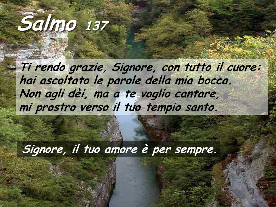 Is 22,19-23 Così dice il Signore a Sebna, maggiordomo del palazzo: «Ti toglierò la carica, ti rovescerò dal tuo posto. In quel giorno avverrà che io c