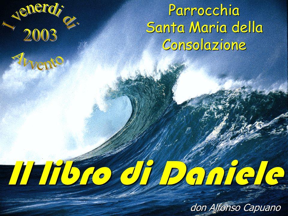 Il libro di Daniele Parrocchia Santa Maria della Consolazione don Alfonso Capuano