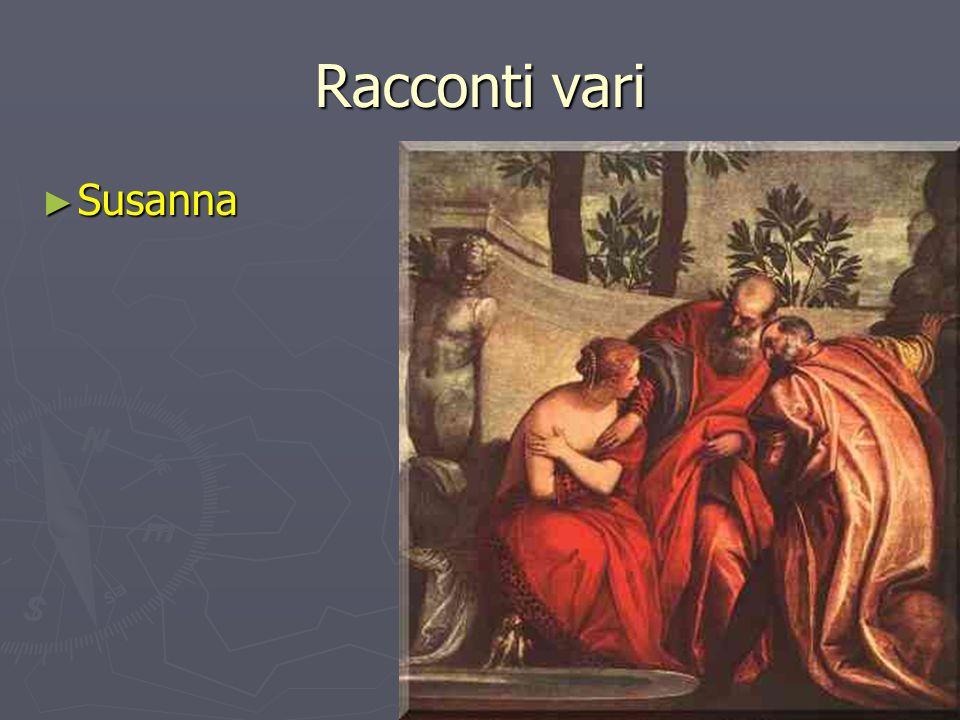 Racconti vari ► Susanna