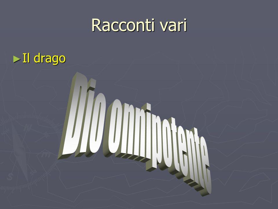 Racconti vari ► Il drago