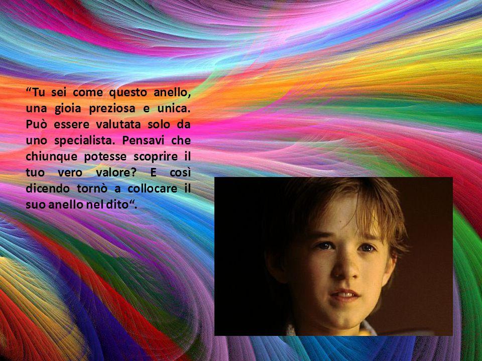 Liberamente tratto e riadattato da un racconto di Bruno Ferrero Immagini dal Film Un Sogno per Domani di Mimi Leder USA 2000