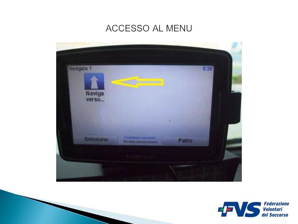 17 L'autista ha controllato l'indirizzo sulla cartina