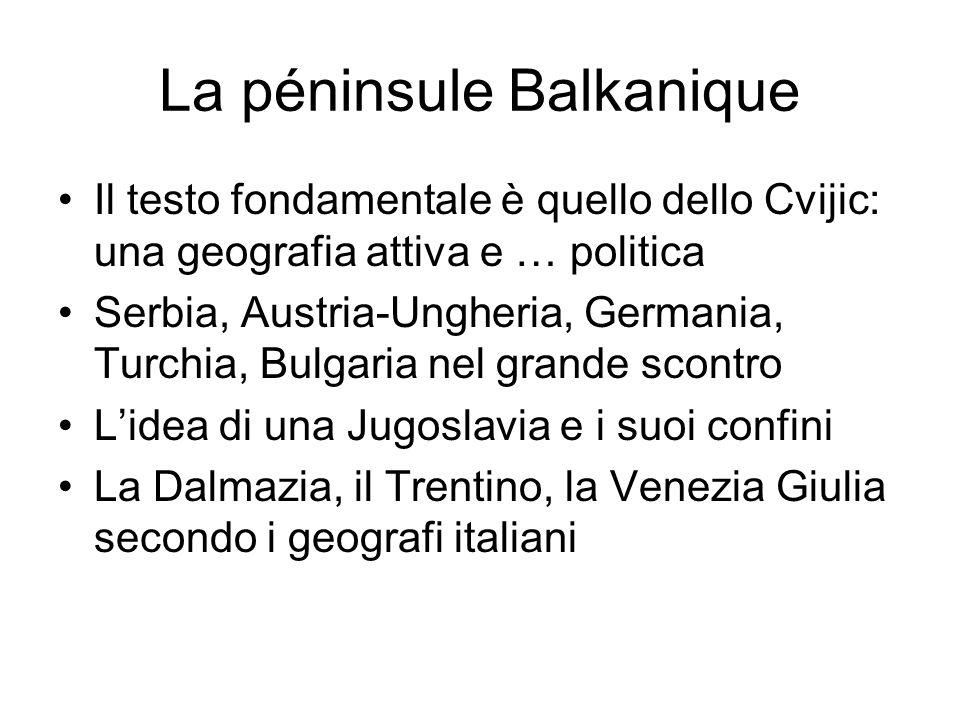 La questione dell'Adriatico Il testo fondamentale G.