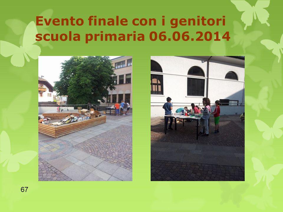 Evento finale con i genitori scuola primaria 06.06.2014 67