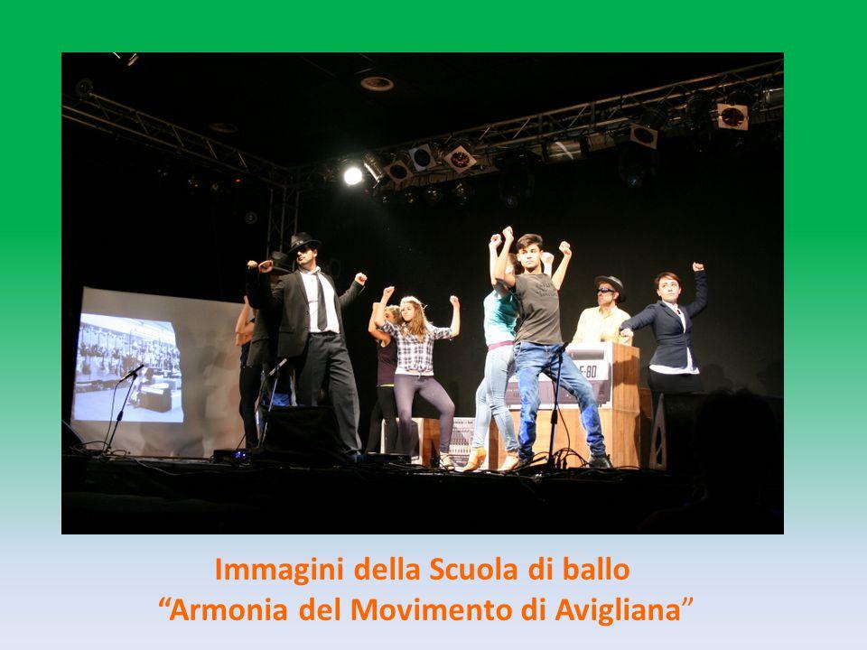 Immagini della Scuola di ballo Armonia del Movimento di Avigliana