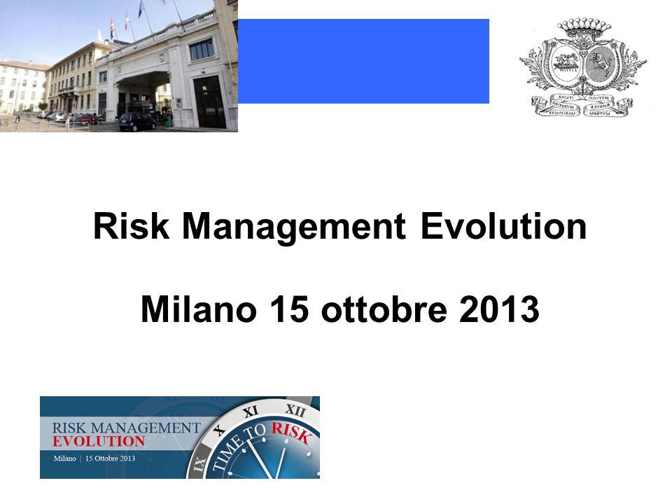 Gestione del rischio clinico in un'Azienda Ospedaliera Marco Rapellino