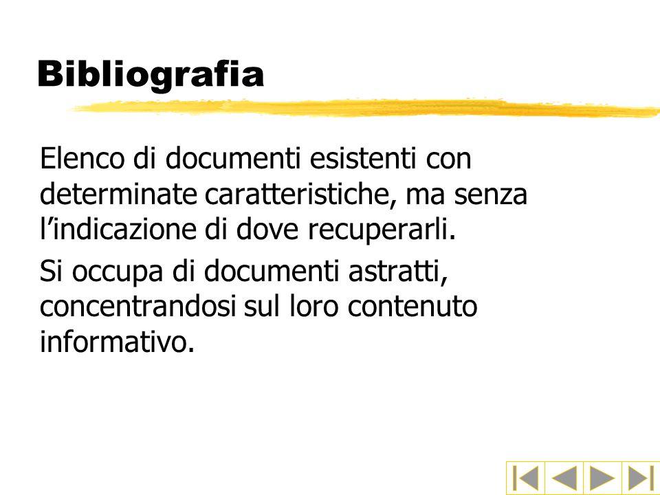 Area 8.Numero normalizzato e disponibilità zPer ogni stato esiste un'agenzia che assegna un numero ad ogni editore che ne faccia richiesta (per lIitalia l'agenzia è presso l'Editrice bibliografica di Milano).